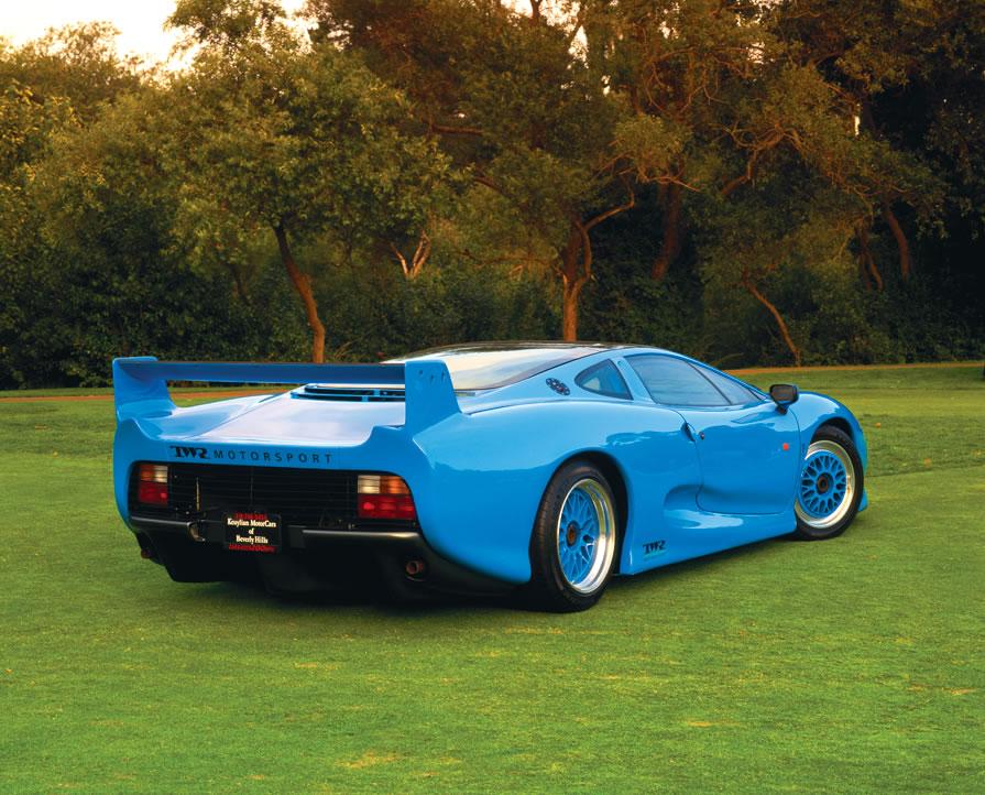Elite Speed Xj220 Twr